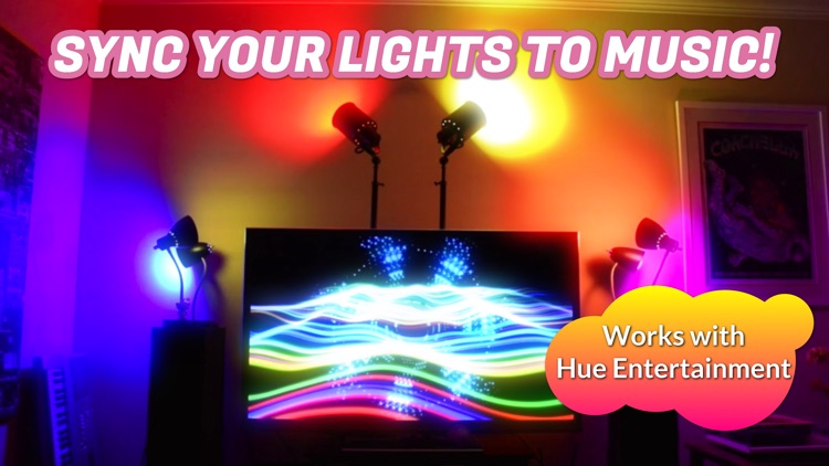 Light DJ Pro for Hue & LIFX