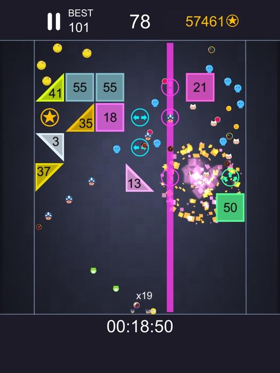 Many balls - blocks down screenshot #6