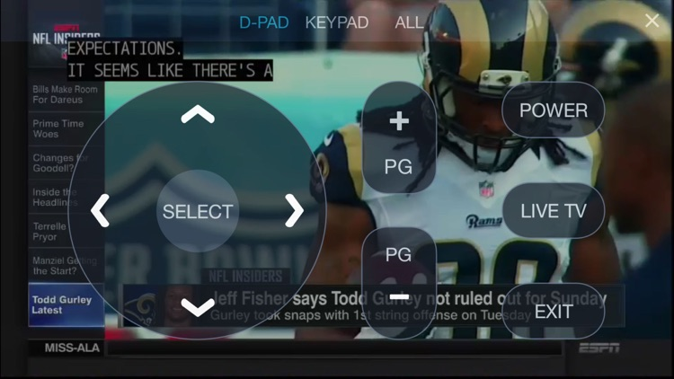 SlingPlayer for iPhone screenshot-3