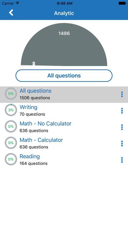 PSAT Practice Test screenshot-4