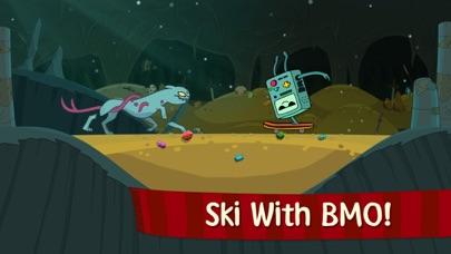 Ski Safari phone App screenshot 2