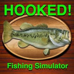 Hooked! Practice Fishing App