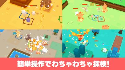 ポケモンクエスト ScreenShot1