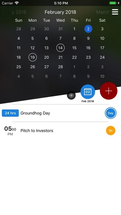 DogDays - Calendar with Dogs screenshot-3