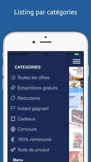 72efe3a960031d Mes Échantillons Gratuits dans l App Store