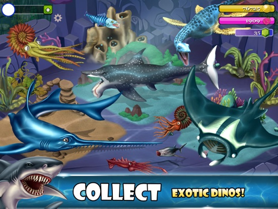 Скачать Dino Water World-Dinosaur game