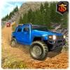 4x4 Off-Road Jeep Hill Drive