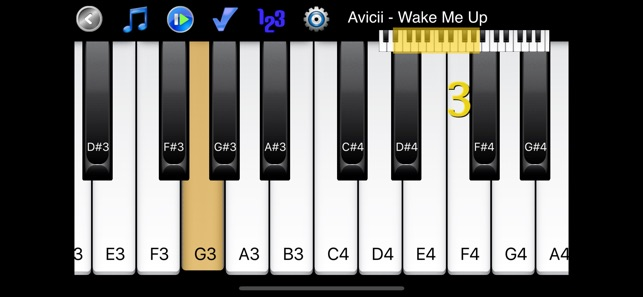 Piano Melody Play By Ear On The App Store