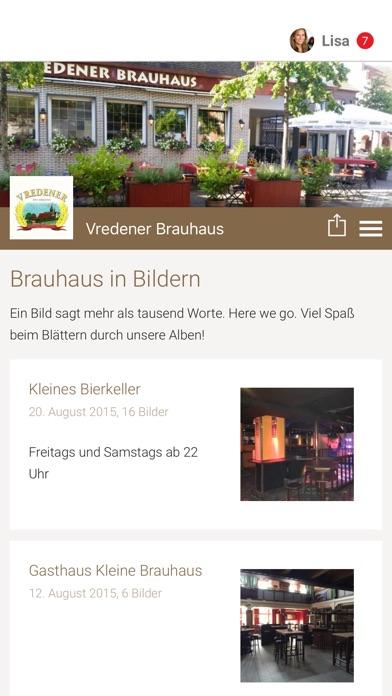 Vredener BrauhausScreenshot von 1