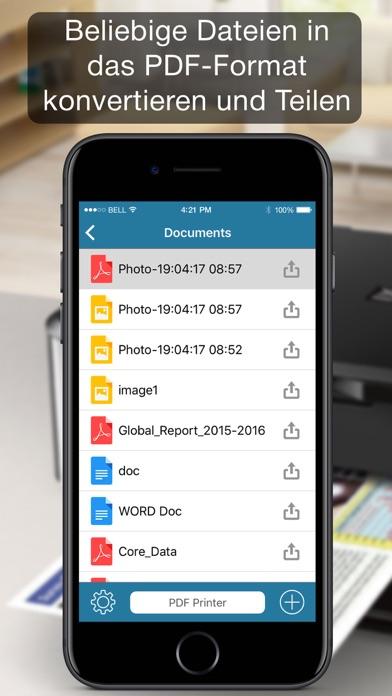 Printer App - drucke FotosScreenshot von 3