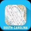 South Carolina Marine Charts
