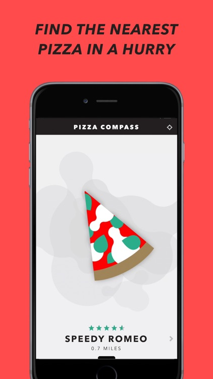 Pizza Compass screenshot-0