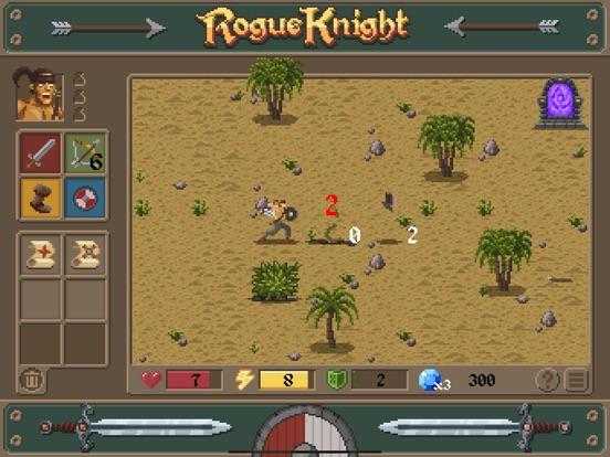 Rogue Knight: Infested Lands Screenshots