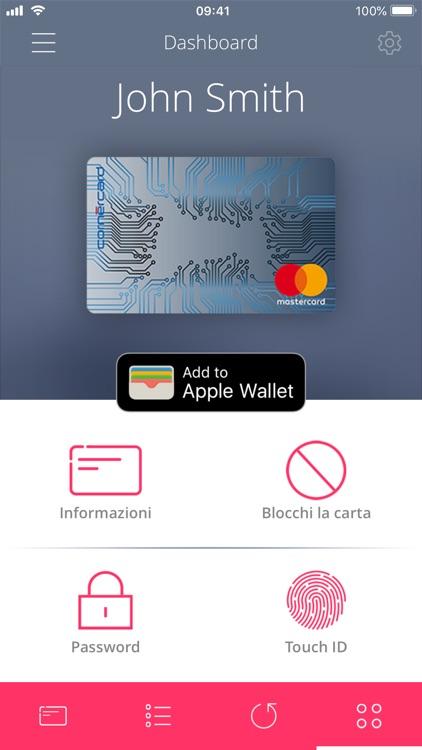Cornèrcard Instant screenshot-4