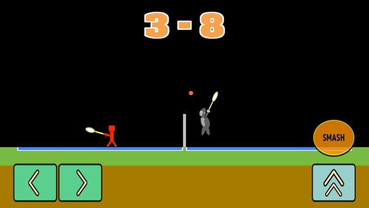 Badminton Game !