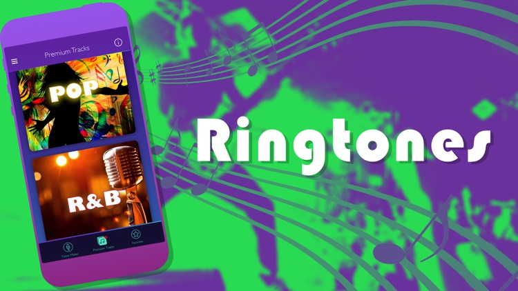 Ringtones for iPhone: Infinity screenshot-6