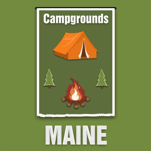 Maine Campgrounds Offline