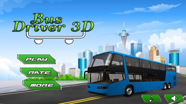 Bus Driver 3D Army Simulator