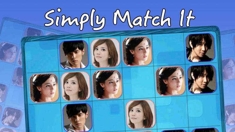 Simply Match It Puzzle