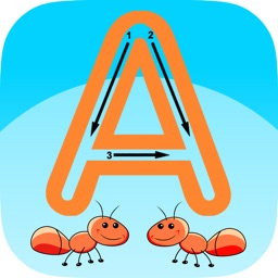 ABC Alphabet Phonics & Writing