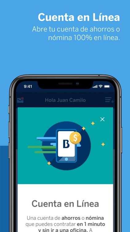 BBVA móvil Colombia screenshot-4