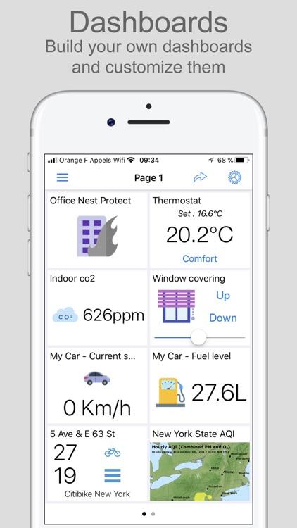 ImperiHome - Smart Home & City screenshot-3