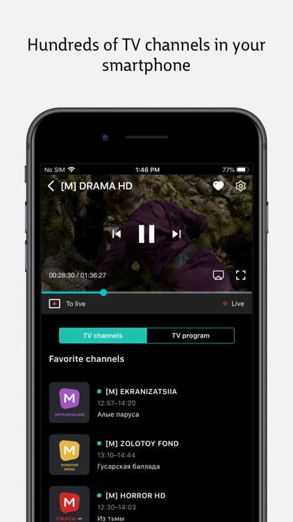 MEGOGO - Movies and TV screenshot-4