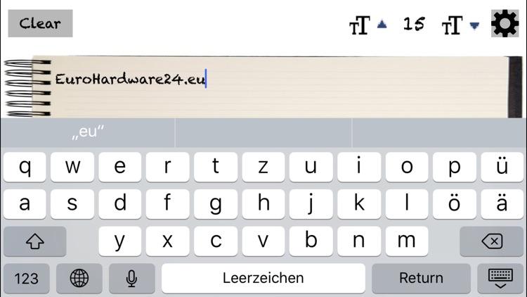 IsI Notepad (adfree) screenshot-4