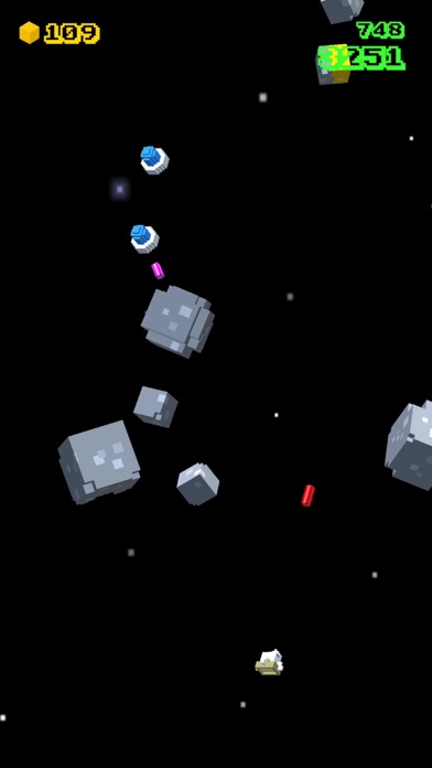 Screenshot for Asteroid Asteroid in Romania App Store