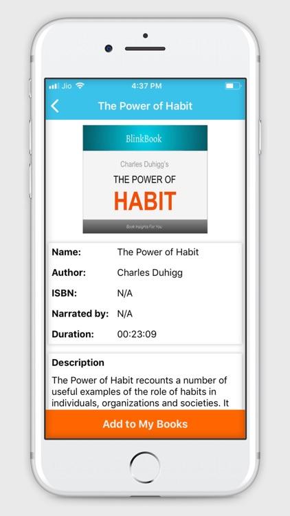 BlinkBook - Self Help Summary screenshot-4