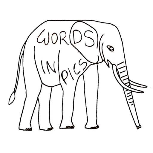 Words in Pics - Drawing Puzzle icon