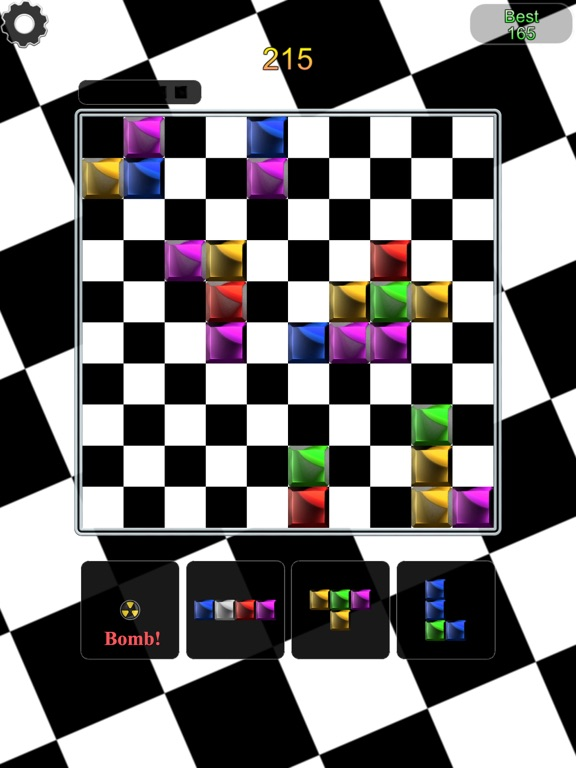 Chain the Color Block screenshot 9