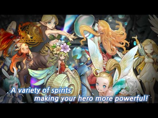 Fantasy Tales VIP - Idle RPG Screenshots