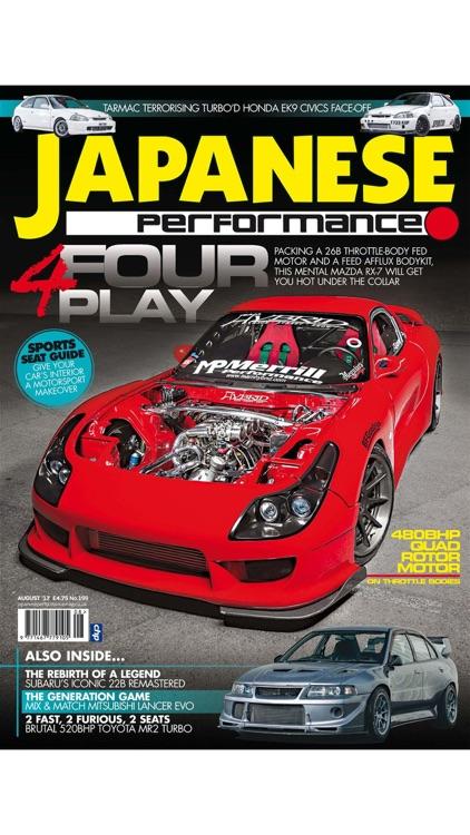Japanese Performance Magazine screenshot-4