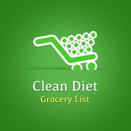 Clean Diet Shopping List