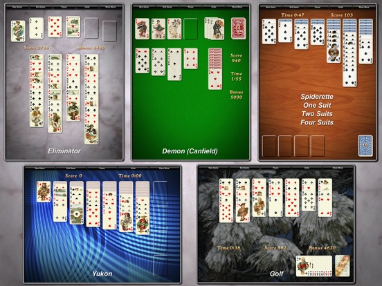 Screenshot #5 for Solitaire City