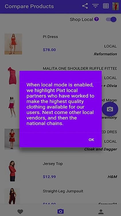 Pixt Fashion - Shop Local