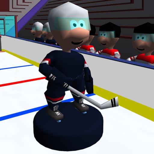 Tap Ice Hockey iOS App