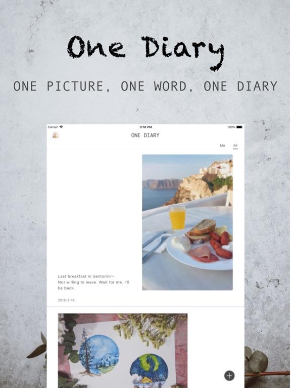 One Diary! Screenshots