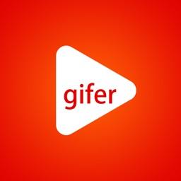 Gifer-Make gif more easy