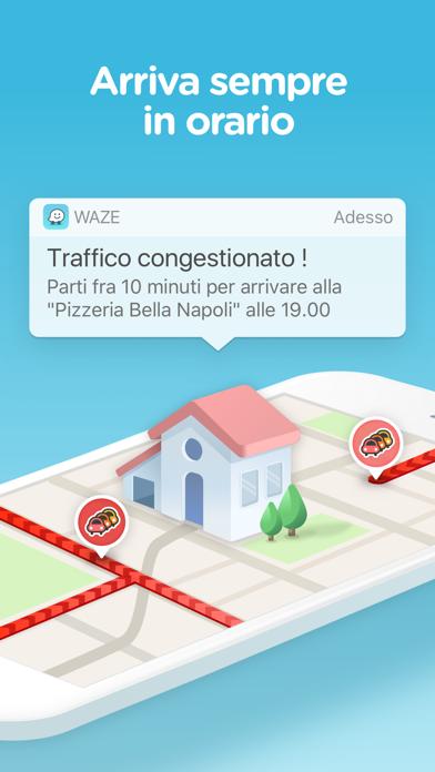 Scarica Waze GPS & Traffico live per PC