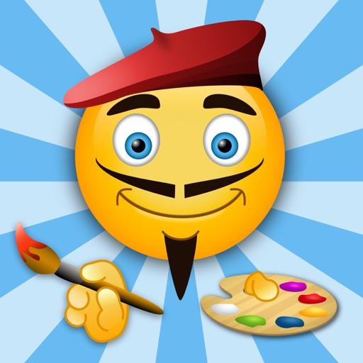 Emoji Art Studio