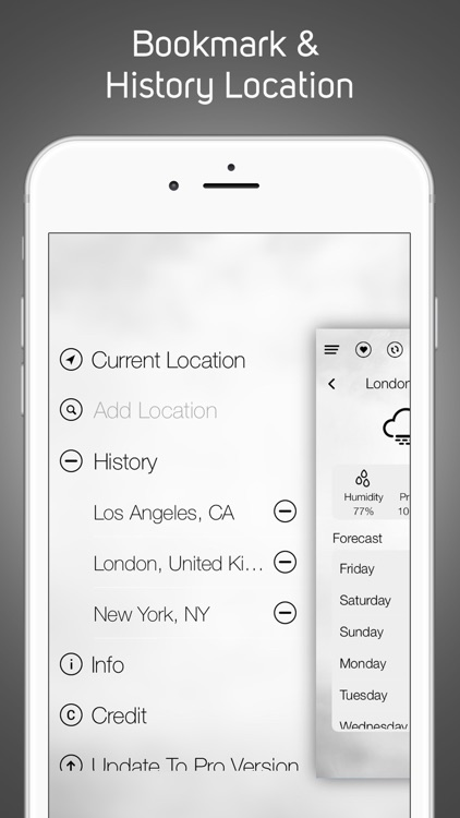 iWeather Complete HD Lite screenshot-3