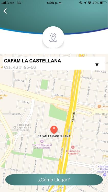 Salud Cafam screenshot-3