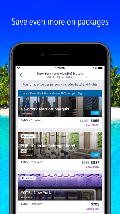 Orbitz Hotels & Flights screenshot-5