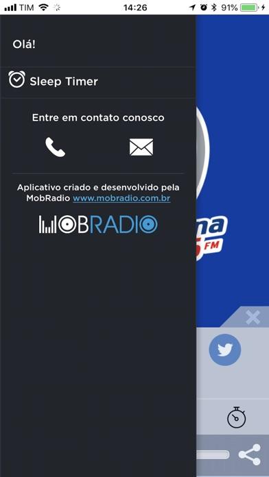 Metropolitana FM   98,5   SP-1