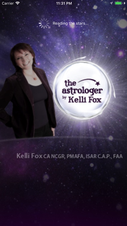 Today's Horoscope by Kelli Fox