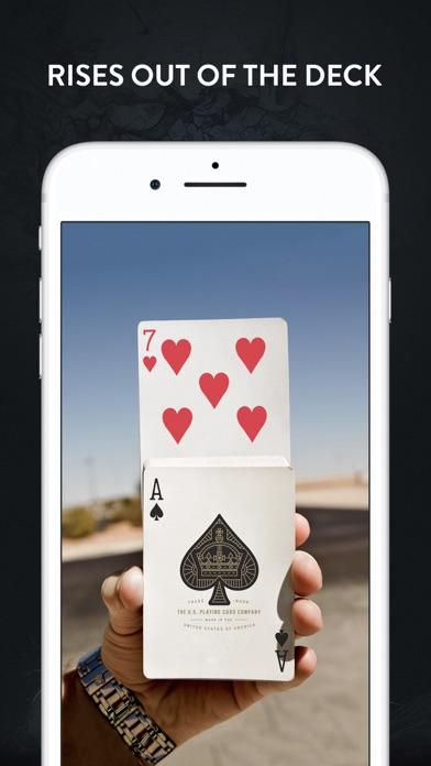 Rising Card Magic Trick screenshot1