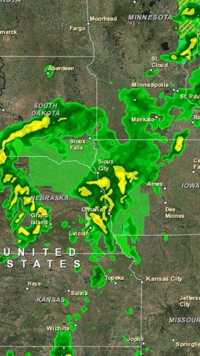Tornado Tracker Weather Radar for Windows