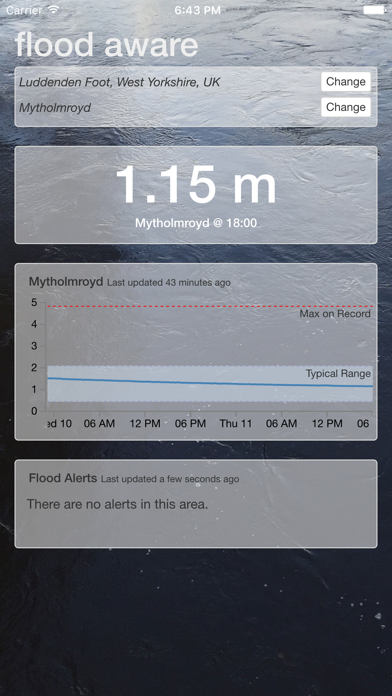 Flood Aware screenshot three
